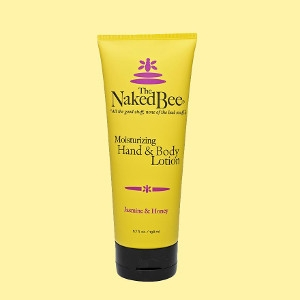 The Naked Bee Jasmine & Honey Lotion 6.7 oz.