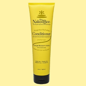 The Naked Bee Orange Blossom Honey Weightless Hydrating Conditioner 10oz
