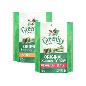 10% Off Greenies Dental Chews