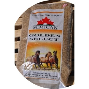 Semican Golden Select Whole Oats