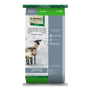 Nutrena® Country Feeds® 16% Pelleted Sheep Feed - Medicated
