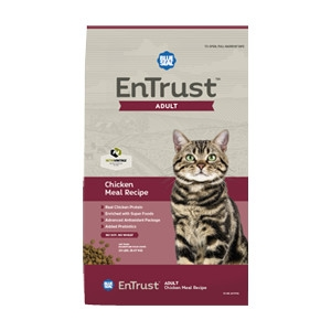 EnTrust Chicken Meal Recipe for Adult Cats