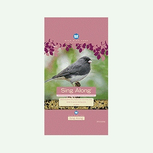 Blue Seal Sing Along Wild Bird Seed