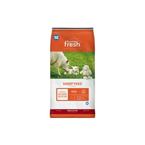 Blue Seal Home Fresh 18 Sheep Starter Grower 18DQ 50 lb.