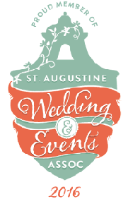 st. augustine wedding