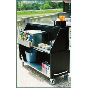 Stow Away Portable Bar