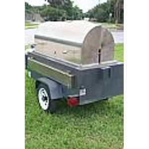 Towable Propane Grill