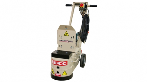 GRINDER, CONCRETE ELECTRIC SINGLE HEAD