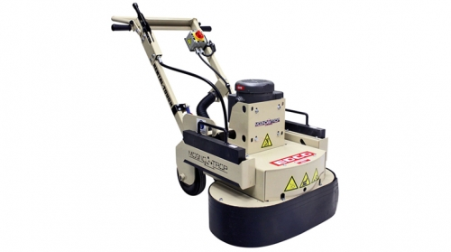 GRINDER, CONCRETE ELECTRIC DUAL HEAD