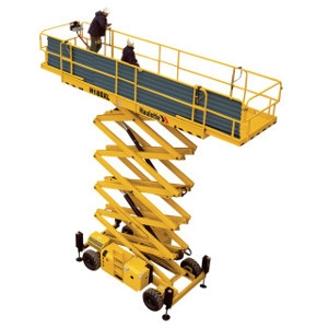 Electric Scissor Lift Optimum 1931 AC