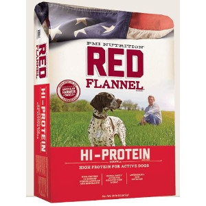 Red Flannel Dog Food: Buy 10, Get 1 FREE