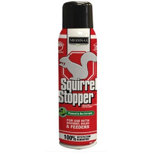 Messinas Squirrel Stopper 15 Oz.