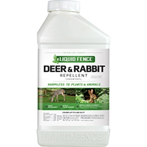 Liquid Fence-Deer & Rabbit Repellent