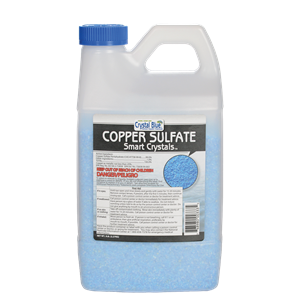 Copper Sulfate Smart Crystals 5lb