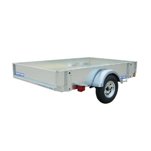 Croft Utility Trailer With Sides & Brakes