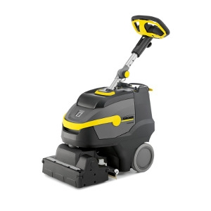 Battery Powered Auto Scrubber