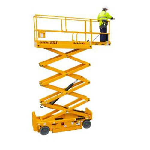 Scissor Lifts and Forklifts