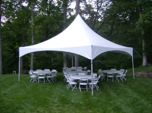 TP#4:  20x20 Tent PACKAGE (Seats 32)