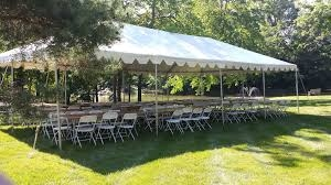 TP#6:  20x40 Tent PACKAGE (seats 64)