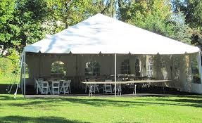 TP#8:  30x30 Tent PACKAGE (seats 72)