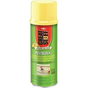 12oz. Great Stuff Pestblock Foam Sealant