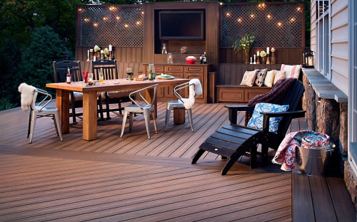 Trex Transcend Decking is here