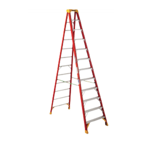 12-Ft. Type IA Fiberglass Stepladder