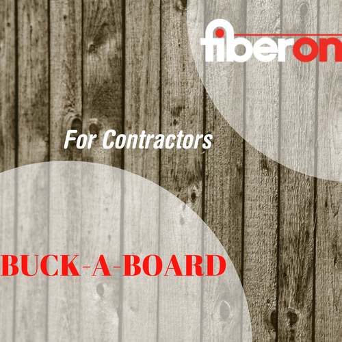 Fiberon Offer! Contractor Only Special!