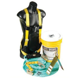 Roofer's Bucket Of Safe Kit $89.99