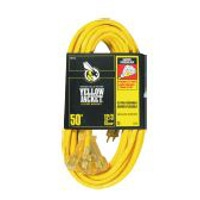 Yellow Jacket 50-Ft. Extension Cord