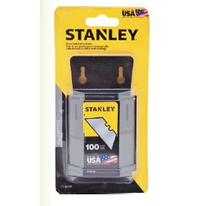 Stanley 100-Pk. Utility Knife Blades