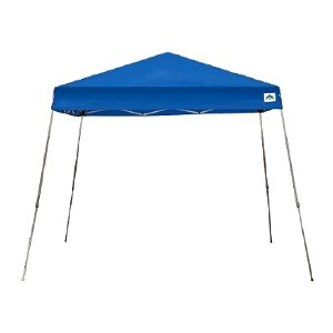 10ft.x10ft. V-Series Canopy Blue Canopy by Seasonal Trends