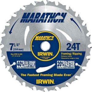 7-1/4 in. Diameter Circular Saw Blade