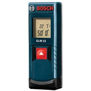 65ft. Laser Distance Measure - $45.99