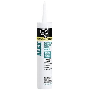 10.1oz. Painter's Acrylic Latex Caulk