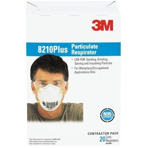 Disposable Particulate Respirator by 3M