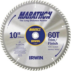 10 in. Diameter Circular Saw Blade by Marathon