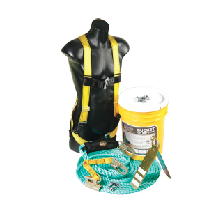 Roofer's Bucket Of Safe Kit