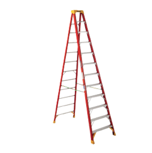12-Ft. Type IAFiberglassStepladder
