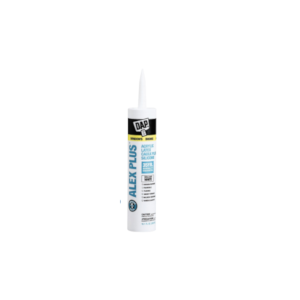 10.1-Oz. Acrylic Latex Caulk Plus Silicone