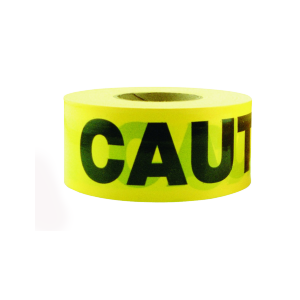 3-In. x 1,000-Ft. Caution Tape