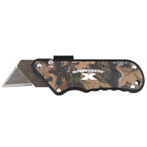 Turboknife® X Utility Knife