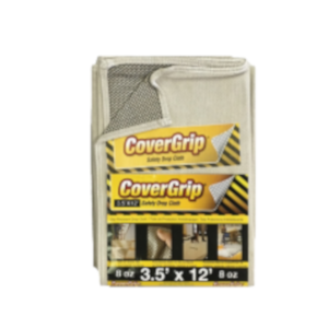3.5-Ft. x 12-Ft. Safety Drop Cloth