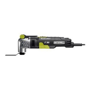 Rockwell 4.0 Amp Oscillating Multi-Tool Kit
