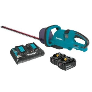 Makita 18 Volt X2 Cordless Hedge Trimmer Kit