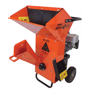 SC3206 3 Inch Chipper/Shredder
