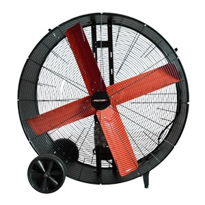 Protemp® 36 High Capcity Belt-Drive Barrel Fan