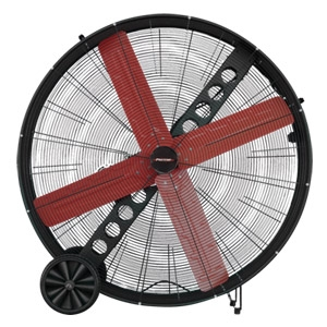 Protemp® 48 High Capacity Belt-Drive Barrel Fan