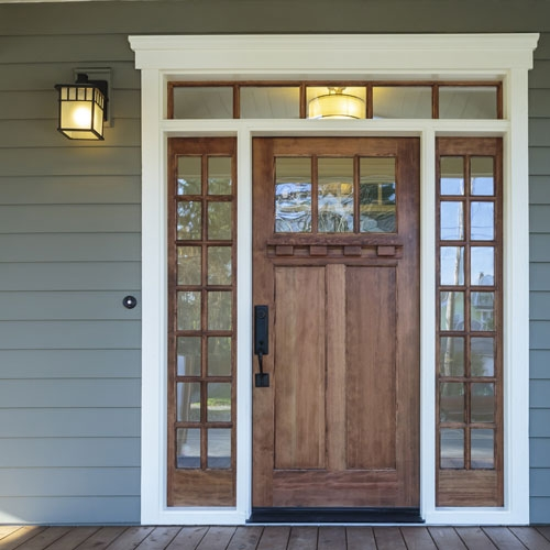 Windows Exterior Doors Interior Doors Paint Insulation Deck Railing Lumber Roofing Metal
