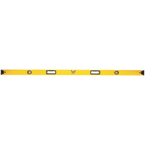 FatMax Box Beam Level, 0.0005 In 72 In L, Aluminum